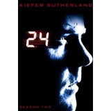 24 Temporada 2 Dvd Original Nueva Sellada