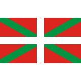 Lámina 45x30 Cm. - Bandera Pais Vasco - Comunidad De España