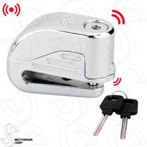 Candado Alarma Motocicleta Seguridad Freno De Disco