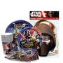 Star Wars Fiesta De Cumpleaños Suministros Pack Para 8 - St