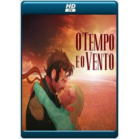 Minissérie O Tempo E O Vento + Filme Em 2 Dvds Frete Gratis