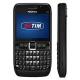 Celular Nokia E63 Novo Nacional!nf+fone+cabo+2gb+garantia!