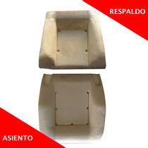 Relleno Asiento Respaldo Butaca Auto Fiat 147