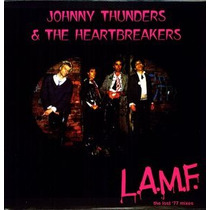 Lp Johnny Thunders & The Heartbreakers L.a.m.f Importado