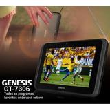 Tablet Genesis Gt-7306 Tv Digital/analogica Android 4.2 1gb