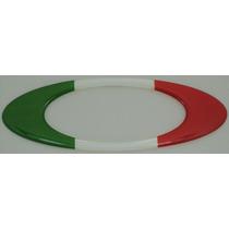 Adesivos Oakley Italia Resinados Bandeira Paises 12x4cm
