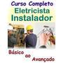 Curso De Eletricista Residencial Predial 3 Dvd