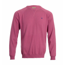 Sweater Pullover Buzo Brooksfield Hombre Lana Cashmere Liso