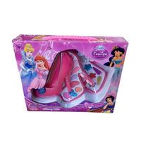 Maquiagem As Princesas Em Formato De Sapato Infantil