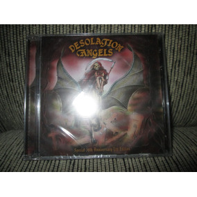 2cd Imp Desolation Angels 30th Aniversary Ed. ( Nwobhm Tank