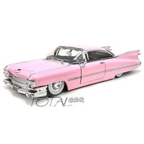 Cadillac Coupe De Ville 1959 1:24 Jada Toys Big Time