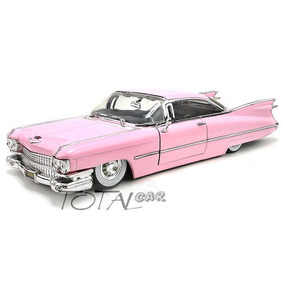 Cadillac Coupe De Ville 1959 1:24 Jada Toys Big Time