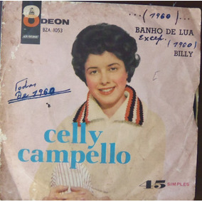 Disco Compacto Lp Vinil De Celly Campello Raridade! 1960