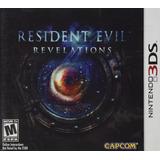 Resident Evil: Revelations 3ds