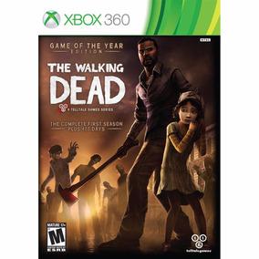 Jogo Xbox360 The Walking Dead: A Telltale Game Series