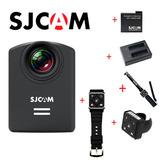 Sjcam M20 4k + Control Remoto + Batería + Cargador + Monopod