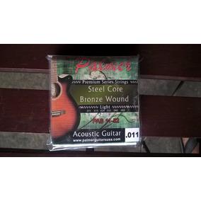 3 Juegos De Cuerdas Para Guitarra Acústica-electroacústica