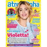 Revista Atrevidinha 131 = Violetta C/ 6 Poster One Direction