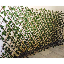 Muro Inglês Jardim Vertical Painel Artificial Folhagem G 3m