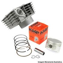 Kit Motor Kmp Cilindro Pistão Anel Junta 150cc Para 190cc