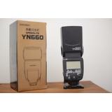 Flash Yongnuo Yn 660 Canon Y Nikon Con Difusor Gratis