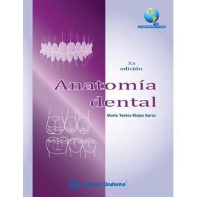 Anatomía Dental Riojas 3ª Edición Digital