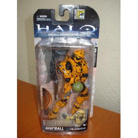 Grifball Spartan Halo Comic Con San Diego Exclusive Mcfarlan