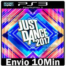 Ps3 - Just Dance 2017 17 [ Jogo Psn ] Envio Imediato