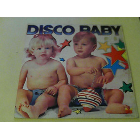 Lp Disco Baby - As Melindrosas