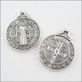 14 Medallas De San Benito ( Lote 14 Un)