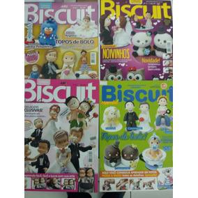 Kit Revistas Biscuit Noivinhos (topo De Bolo)