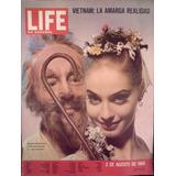 Revista Life En Español 2 De Agosto 1965 Volumen 26 Núm 3