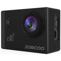 Camara Deportiva Accion Sensor Sony 20mp 4k Wifi Soocoo C30