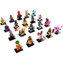 Lego Minifigures The Batman Movie: Coleção Completa 71017