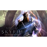 Skyrim Dlc Dragon Born Para Play 3 Expansion