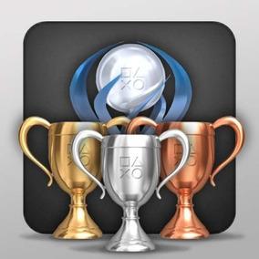 Troféus De Ps3 De Qualquer Jogo - Jogador