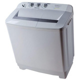 Lavadora Premium Semiautomatica 8kg Doble Tina