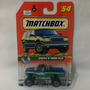 Matchbox Chevy K 1500 4x4 Caminhonete Foot 1:64 Mattel - M3
