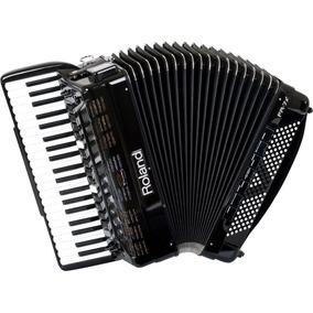 Acordeon Digital Roland Fr 7x- Bk/wh Acordion Piano/keyboard