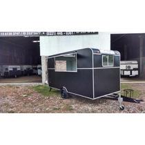 Rodantes Brandsen.trailer Gastronomico 4,00 Mts