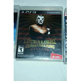 Juego Lucha Libre Aaa Heroes Del Ring Ps3 -imperial Games