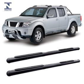 Acessórios Nissan Frontier 2008 A 2016 Estribo Lateral Preto