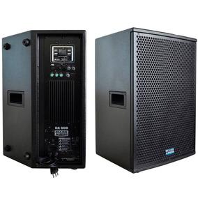 Caixa Ativa Amplificada Usb Ca600 150 Watts Rms 2 Vias