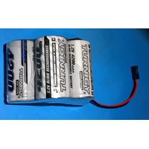 Baja 1/5 Bateria Turnigy 4200mha 6v Receptor Hpi Rovan Km Fg