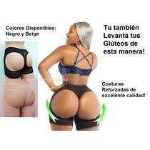 Boxer Short Faja Panty Levanta Glúteos Aumenta Y Da Firmeza