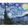 Cuadro Van Gogh La Noche Estrellada Canvas 125 X100cm