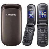 Celular Flip Samsung Simples E 1190 Abre E Fechar Flex Abrir