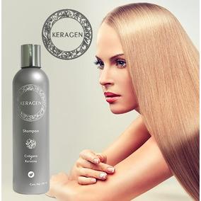 Shampoo Con Colageno Hidrolizado