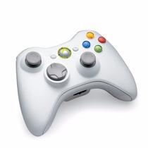 ! Control Original Blanco Nuevo Para Xbox 360 A Granel En !