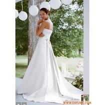 Lilasori Vestido De Novia Importado Davids Bridal Talla 9